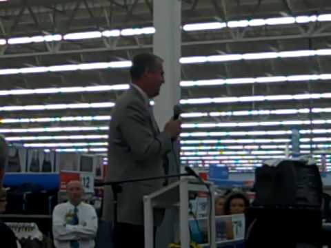 Walmart Supercenter Grand Opening Marion, NC