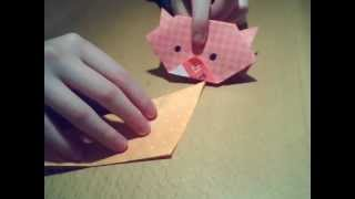 Cat Body - Origami