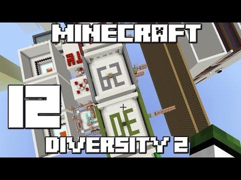 Minecraft Mapa DIVERSITY 2 Capitulo 12