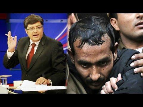The Newshour Debate: Delhi Shamed Again - Full Debate (9th Dec 2014) video