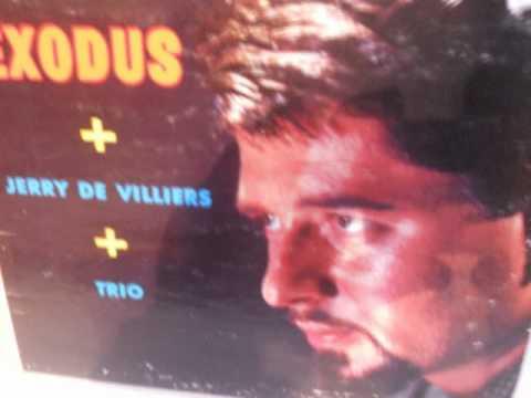 JERRY DE VILLIERS  TRIO LP POPCORN  SUBLIME!!!!!