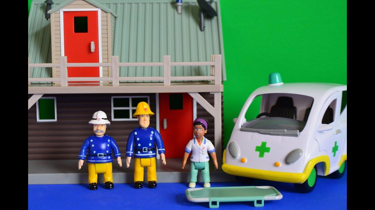 Fireman Sam Heroes in the Storm - ENGLISH (UK) HD