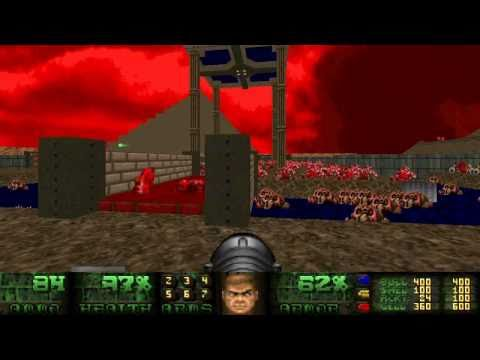 Doom 2 Speed of Doom MAP 32 The Pyramid...