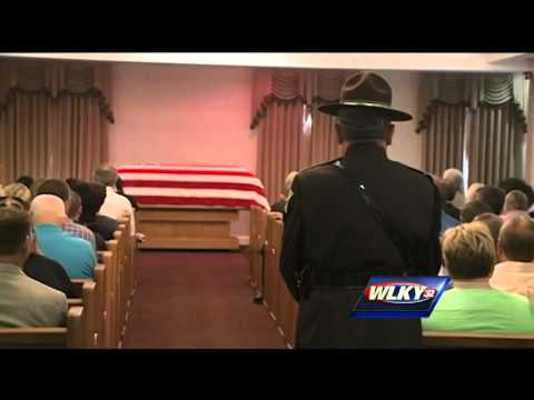 Funeral held Friday for acting Clark County sheriff