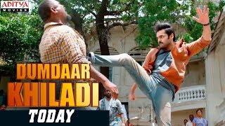 Dumdaar Khiladi Hindi Dubbed Full Movie Releasing Today  | Ram Pothineni | Anupama Parameswaran