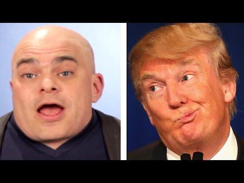 People With Disabilities Make Fun Of Donald Trump
