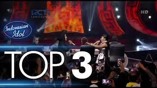 Download Lagu MARIA ft. KOTAK - TERBANG (Kotak) - Spekta Show Top 3 - Indonesian Idol 2018 Gratis STAFABAND