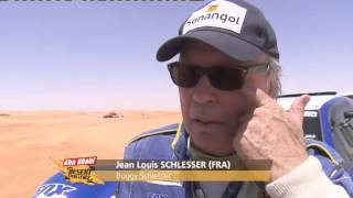 Day 4 - Abu Dhabi Desert Challenge 2013
