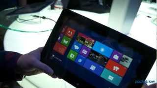 Asus ME-400 Windows 8 Tablet Hands-On