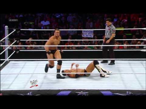 WWE Superstars - August 23, 2012