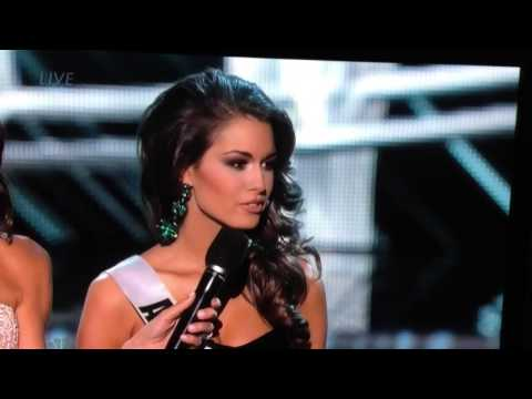Miss Alabama on NSA Prism Scandal