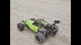 AoWei 1:5th Skala 26cc RC BUGGY -Yama Buggy 2.4Ghz