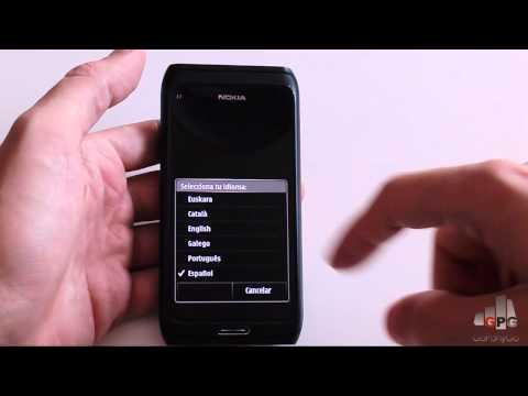 Cómo actualizar un Nokia a Symbian Anna | goponygo.com