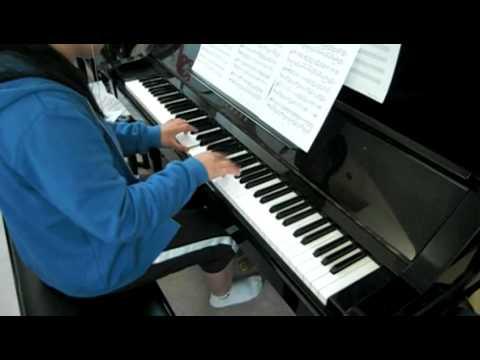 Bleach - Change (piano)