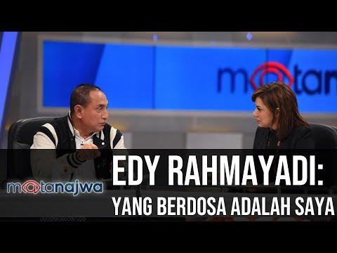Mata Najwa - #DukaBolaKita: Edy Rahmayadi: Yang Berdosa Adalah Saya (Part 4)