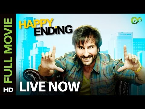 Happy Ending (Full Movie On Eros Now) | Saif Ali Khan, Ileana D'cruz