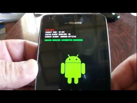 Galaxy S2  i9100 SC02C DOWNLOAD MODE USB DONGLE JIG(RESET FLASH COUNT TO 0)