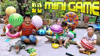 Trò Chơi Quà Tặng Lễ 30/04 Cho Bé ❤ ChiChi ToysReview TV ❤ Đồ Chơi Trẻ Em Baby Give Gifts