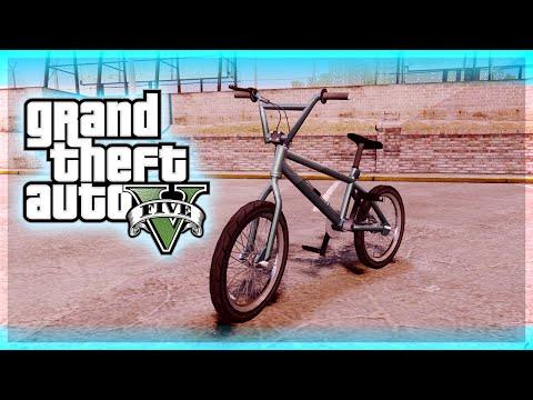 "GTA 5 BMX STUNT MONTAGE - ""Inception"" Bike Stunts Montage (Grand Theft Auto 5 Stunts)"