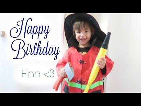 Vorbereitungen zu Finns Geburtstag | Mein Baby ist schon 3 :/ | JuMarie