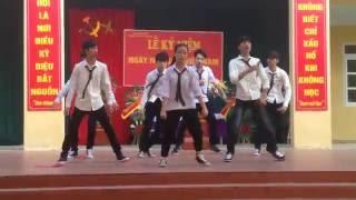Boy In Luv BTS - Cover By Tsunami  THPT Trần Quang Khải