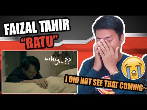 RATU - Faizal Tahir (Official Music Video) | SINGER REACTS