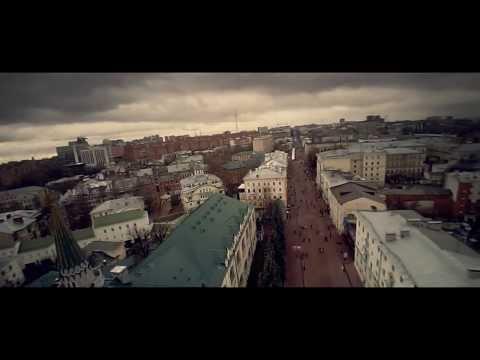Nizhny Novgorod fall FPV/ Полеты на квадкоптере над Нижним Новгородом (HD)