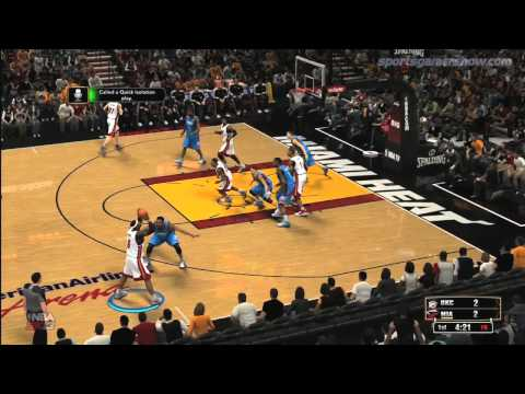 SportsGamerShow - NBA 2K13 Review