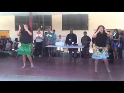 Barstow High School Island Performance