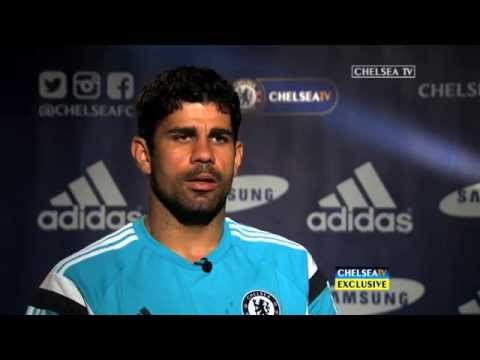 Diego Costa: Exclusive First Interview