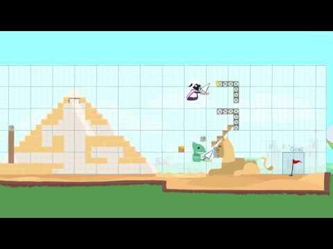 Ultimate Chicken Horse with Mindcrack Livestream (E3)
