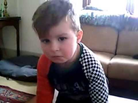 Little Boy Sad While Mom Sings 'You Are My Sunshine' - YouTube