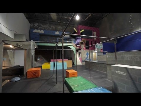 A Freerunner's Training Paradise - Free My Way - Part 3