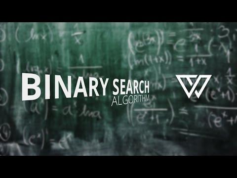 Алгоритм бинарного/двоичного поиска. (Binary search algorithm)