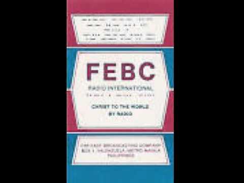 FEBC Manila on 12070khz shortwave at 2352 01 Aug 2015