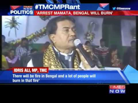Arrest Mamata Banerjee, Bengal will burn: TMC MP