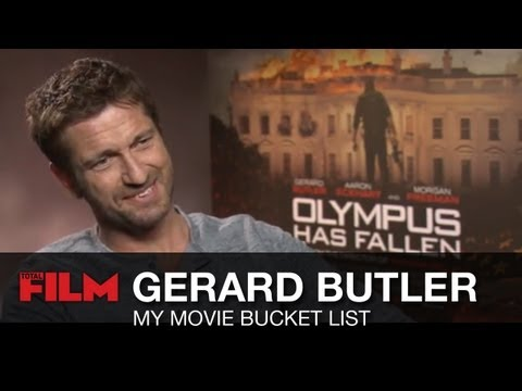 Gerard Butler: Movie Bucket List