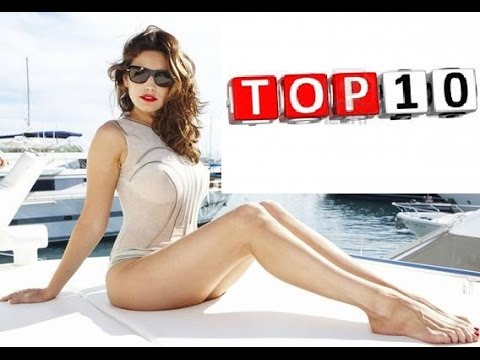 Top 10 H@ttest Hollywood Actresses in 2014