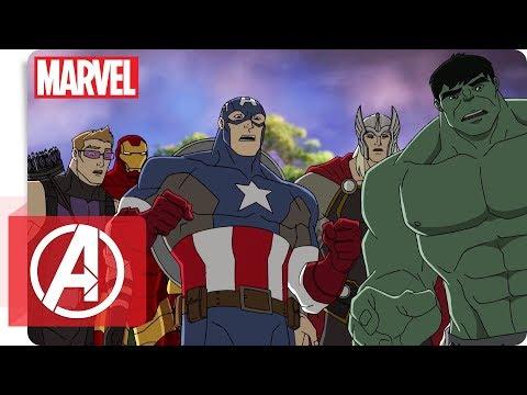 Avengers - Gemeinsam unbesiegbar: Projekt Arsenal (Pt. 2) | NEU auf Marvel HQ Deutschland