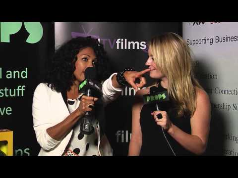 K.D Aubert, Monica, Turning Point, AFM2012, Social Lodge