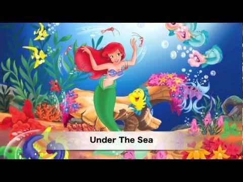 Disney Song Medley Vol.1 (english.ver)  作業用 video