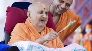 Guruhari Darshan, 16 August 2014, Robbinsville, NJ, USA