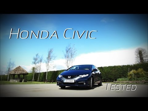 Honda Civic 1.6 DTEC review