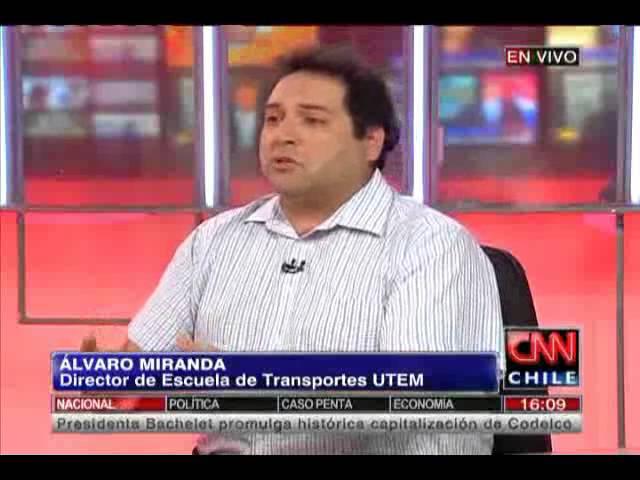 Álvaro Miranda entregó técnicas para ahorrar combustible en vehículos