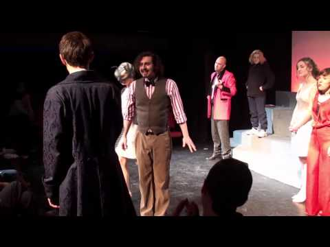 Christopher Marlowe's Doctor Faustus, performed by Oxford Theatre Guild, December 2013