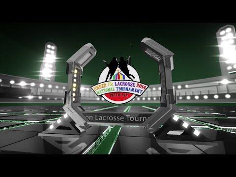 *LIVE* 2014 U15 National Lacrosse Tournament: 10:55AM Southern Braves vs. Northern Thunder