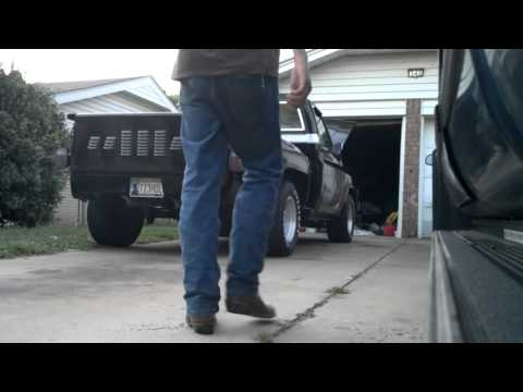 Chevy 400 Cammed Idle