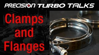 Precision Turbo Talks - PTE Clamps and Flanges