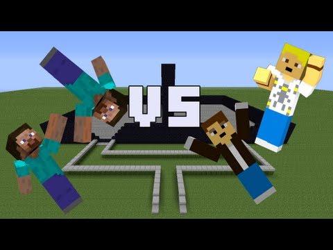 Minecraft: Hızlı Yapı Kapışmaları-Bölüm 21(Sezon Finali)