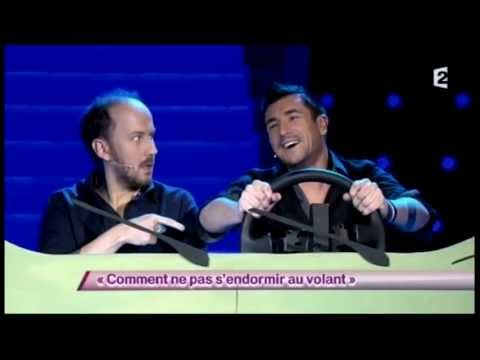 Anthony Joubert [28] Comment ne pas s'endormir au volant - ONDAR